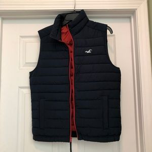 Hollister Puffy Vest
